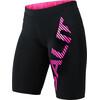 Salming Power Logo Tights Women Black/Pink